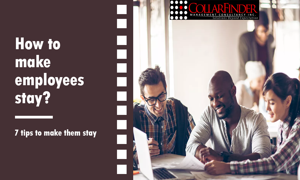 How to Make Employees Stay?